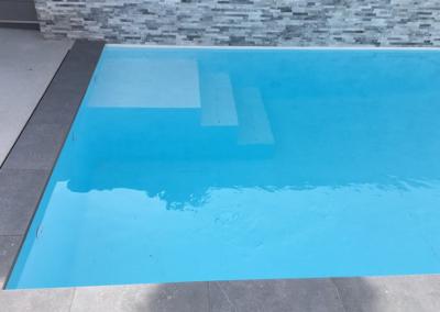 construction piscine béton sur mesure à Liège