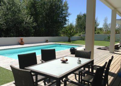 constructeur piscines bois à Liège