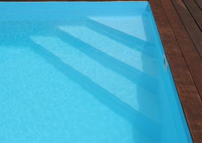 construction piscine en bois, piscines concept à Nandrin