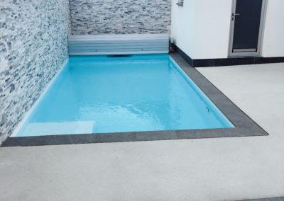 construction piscine béton à Liège, Piscines Concept