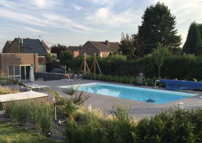 constructeur piscine à Liège, Nandrin